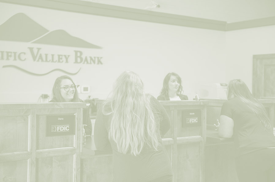 The Pacific Valley Bank Difference